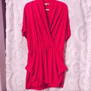 RACHEL Rachel Roy Pink Pocket Dress